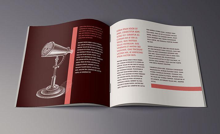 Free Folder / Brochure mockup