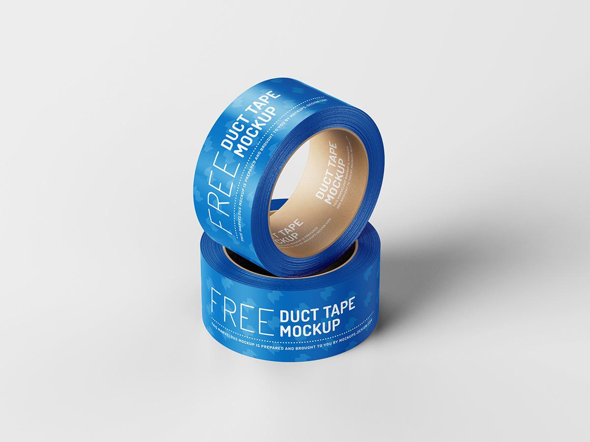 Free duct mockup